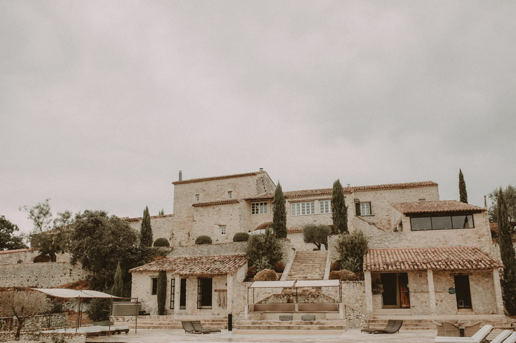 The australian wedding in South of FRance by Muriel Saldalamacchia - Photo by Reego Photography