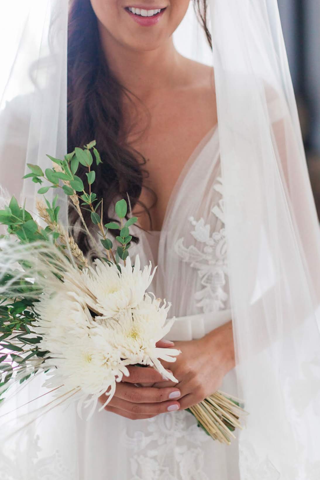 provence wedding flowers