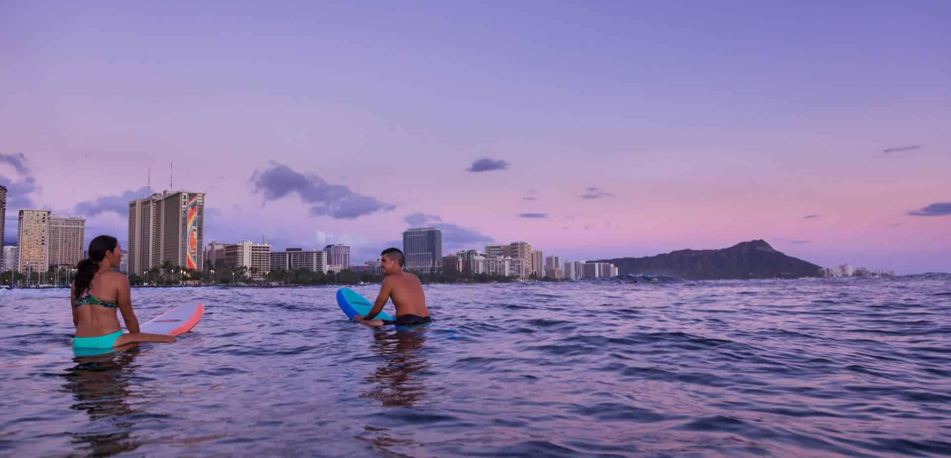 Honeymoon Hawaii by Muriel Saldalamacchia