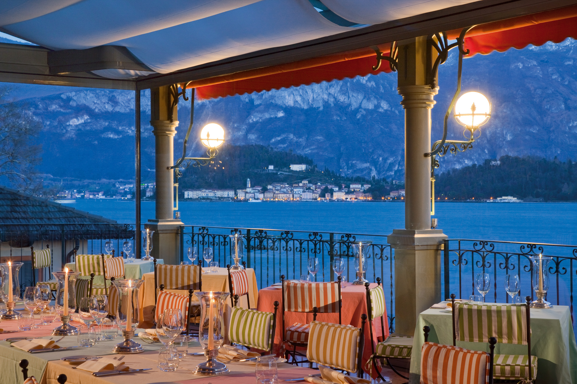 wedding location in Lake Como 30 - La Terrazza Restaurant