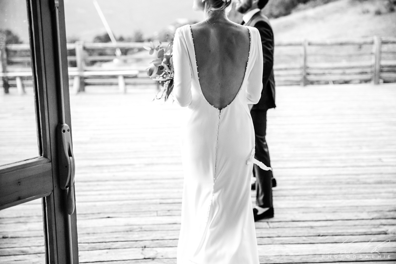Mountain Wedding in French Alps