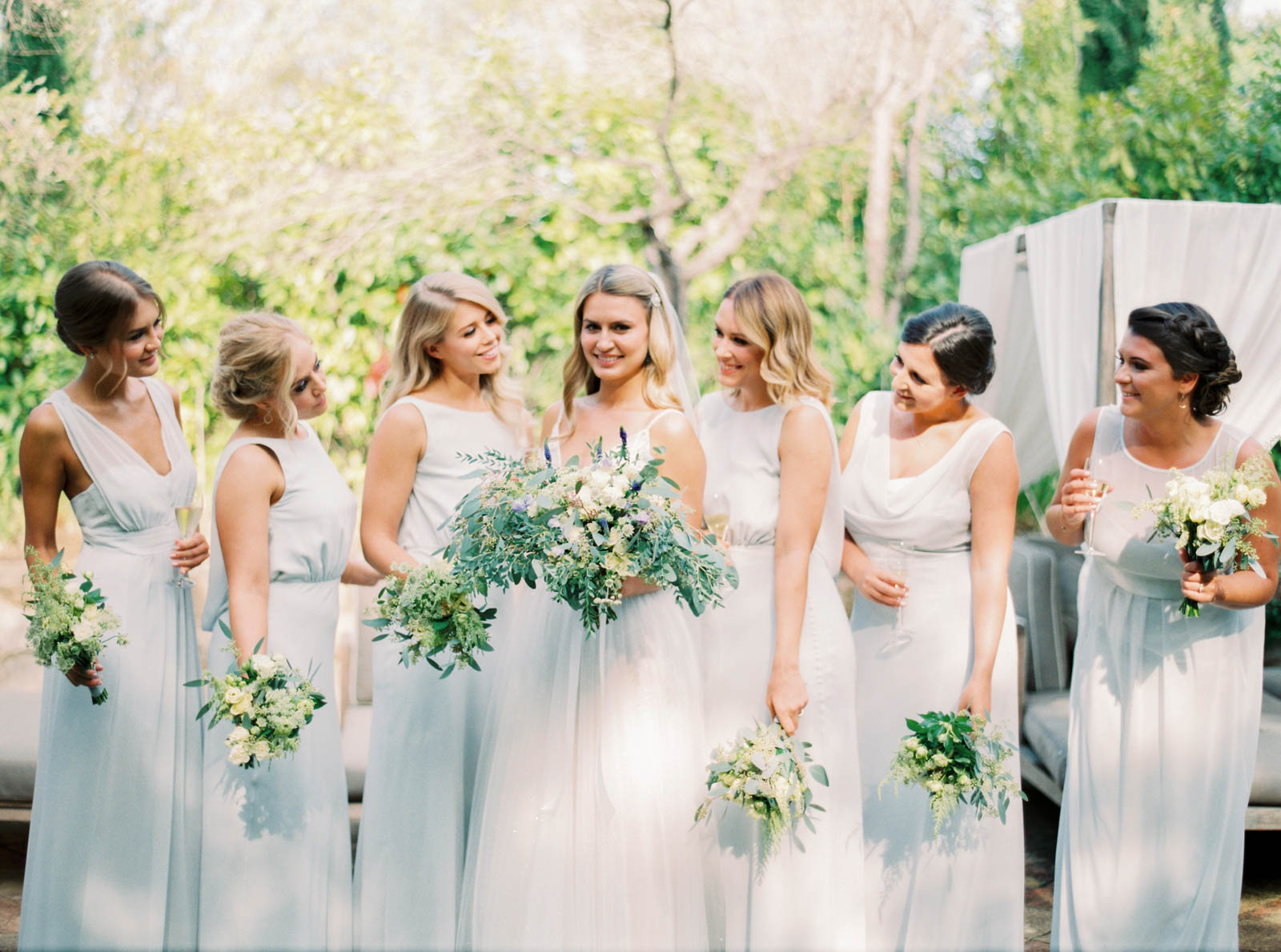 Awe-destination wedding in French Riviera at Chateau Diter