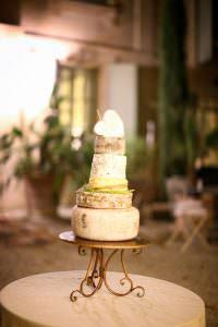 Californian wedding in Provence (cheese tower) with Muriel Saldalamacchia Photo by Manuel Meszarovits