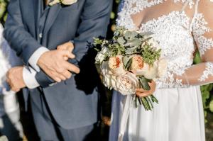 destination wedding in provence (ceremony 5) by Muriel Saldalamacchia wedding planner Photo by Remi Dupac