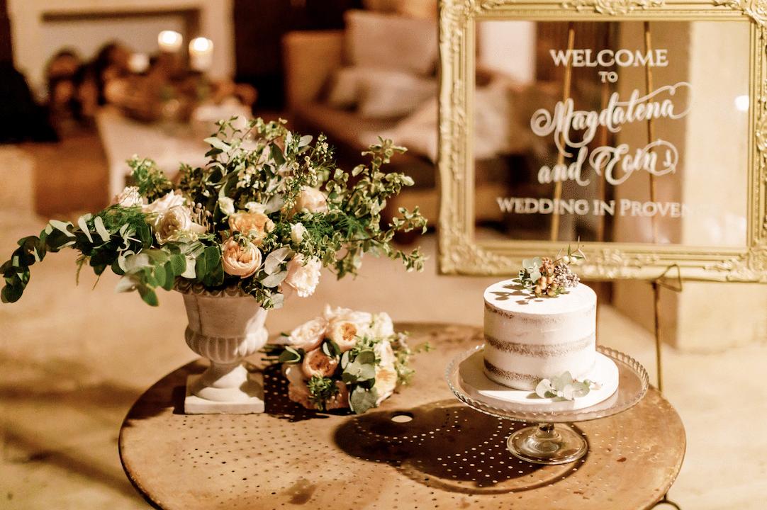 destination wedding in provence (decor 11) by Muriel Saldalamacchia wedding planner Photo by Remi Dupac