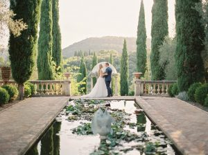 awe-wedding we planned on French Riviera at renowned Chateau Diter. Photo by Jeremy Ferrero
