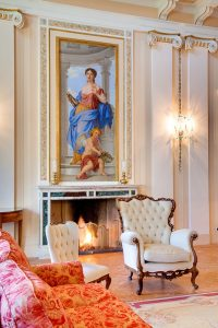 italy wedding planner Muriel Saldalamacchia photo Fresco by Albertolli
