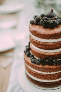 french riviera wedding cake