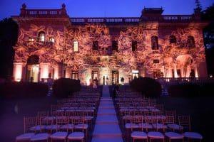 destination wedding planner lake como villa erba