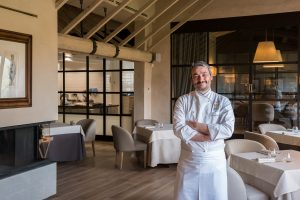 destination wedding planner in Tuscany luxury food with Chef Andrea Campani