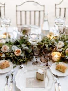 destination wedding planning castle in Provence