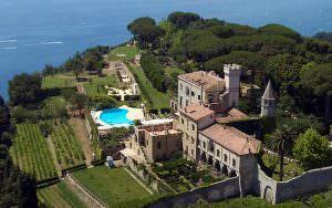 Wedding Amalfi Coast Villa Cimbrone