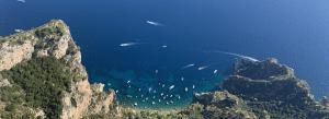 Capri luxury wedding-planner Muriel Saldalamacchia