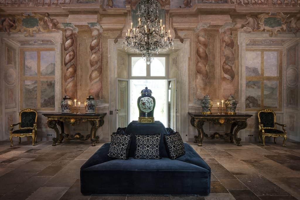 Villa Balbiano (indoor) Muriel Saldalamacchia Lake Como27