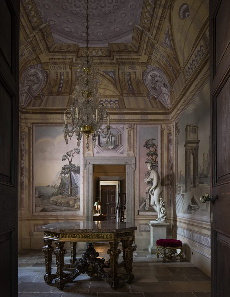 Villa Balbiano (indoor) Muriel Saldalamacchia Lake Como5