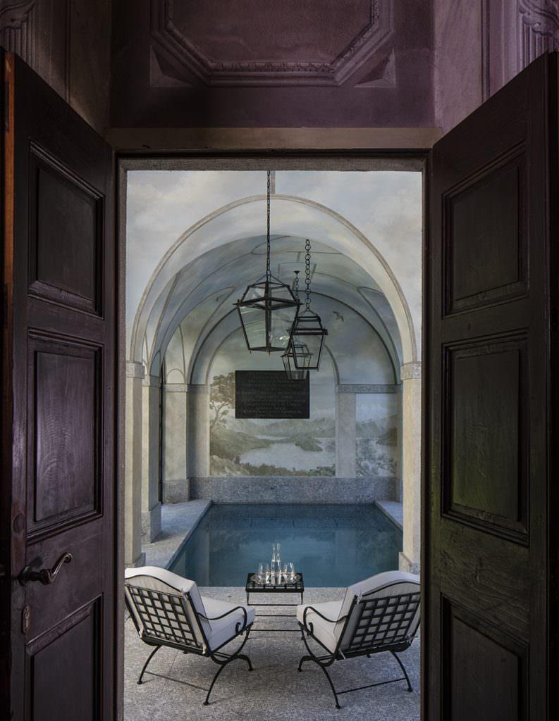 Villa Balbiano (indoor) Muriel Saldalamacchia Lake Como6