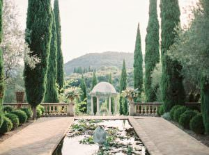 luxury wedding in French Riviera