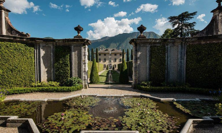 Dream venue Villa Balbiano Muriel Saldalamacchia Lake Como Large view