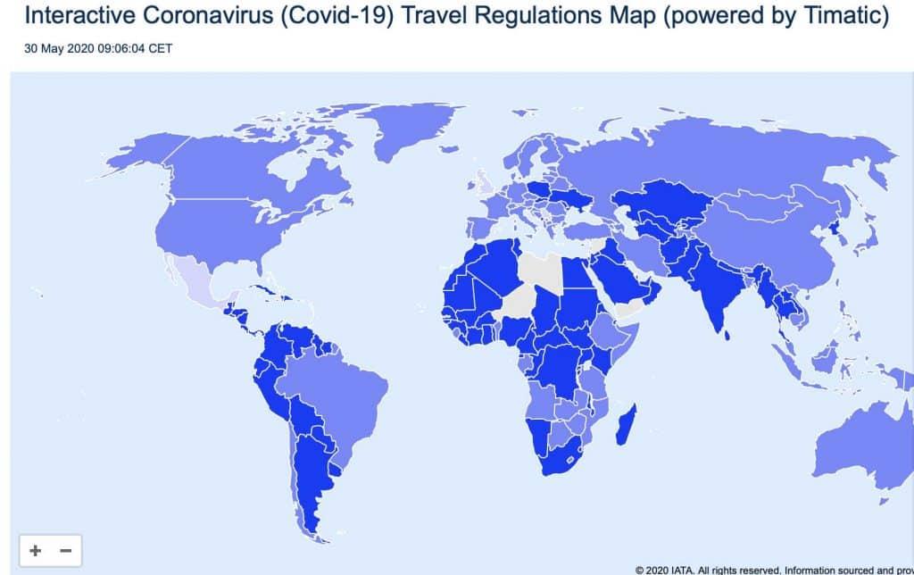 IATA TRAVELS