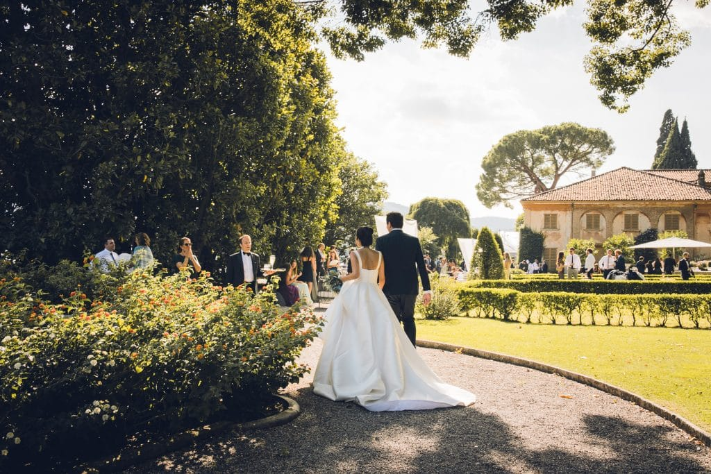 Luxury destination wedding in Italy, a complete guide to plan, written by Muriel Saldalamacchia - Photo credit Felicia Sisco